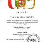 Magyar Kultúra Lovagja