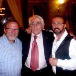 Jordáky Bélával és Dr. Szász István Tassal a 60-ik születésnapomon