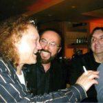 A legszebb Charlie dalok zeneszerzőjével Lerch Istvánnal és Charlieval a New Orleans Klubban - 2005