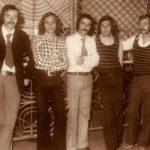A nagysikerű Acustic T. 74 együttes Tagok: Farkas József, Simó József, Tamás Gábor, (a sajnos már elhunyt) Király Ferenc és Streit Lajos
