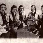 Jazz-Pop Fesztivál Bukarest, 1975 - Acustic T. 74 együttes Tagok: Tamás Gábor, Király Ferenc, Farkas József, Streit Lajos, Barbu Dumitrescu